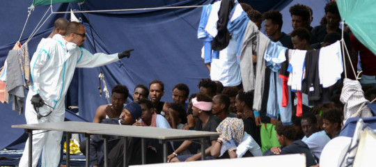 """Diciotti:Caritas, """"I migranti sono liberi, molti in viaggio verso diocesi"""""""