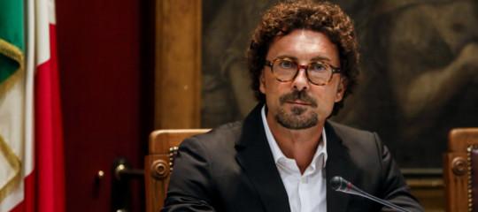 """Toninelli: """"Sensori sul ponte Morandi per far rientrare le famiglie"""""""