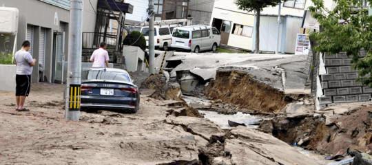 Giappone: 8 morti nel terremoto di magnitudo 6.6 nell'isola di Hokkaido