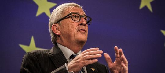 manovra ue Junckersalvini di maio