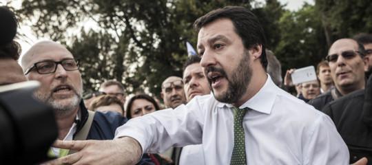 """""""Temete l'ira dei giusti"""", dice Salvini dopo l'ordinanza sui fondi della Lega. E ora?"""