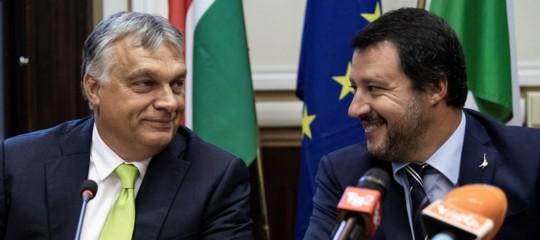 Nel primo toto-nomi per la prossima presidenza della Commissione Ue c'è anche Salvini