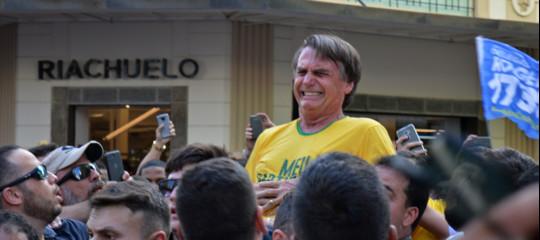 Una coltellata potrebbe aver già eletto il prossimo presidente del Brasile
