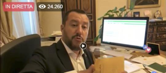 Cosa rischia Matteo Salvini per il presunto sequestro di persone sulla naveDiciotti