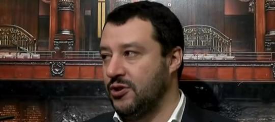 """Salvini: """"Non c'è alcun golpe giudiziario"""""""