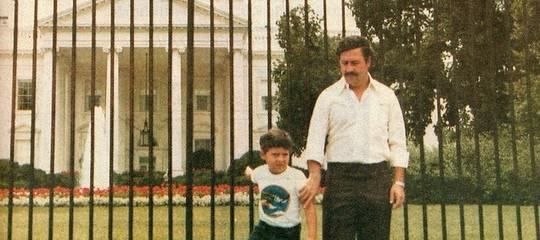 """""""Vivo e lavoro perché non ci sia mai più un uomo come mio padre,PabloEscobar"""""""