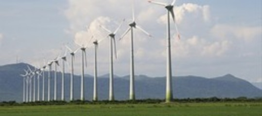 rinnovabili eolico sahara