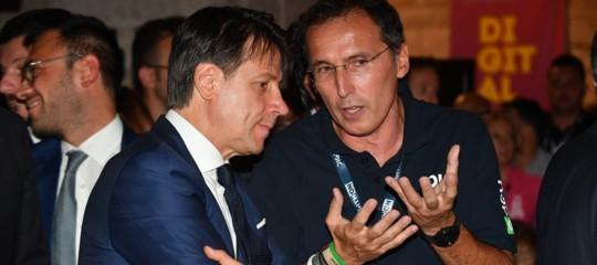 """""""Conte e Di Maio alDigithon? Sanno che lestartupsono il futuro dell'economia"""""""
