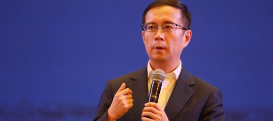 Chi è davveroDanielZhang, l'erede di Jack Ma alla guida diAlibaba