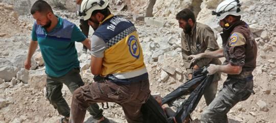 Per l'OnuIdlibrischia di essere la peggiore catastrofe umanitaria delXXI secolo