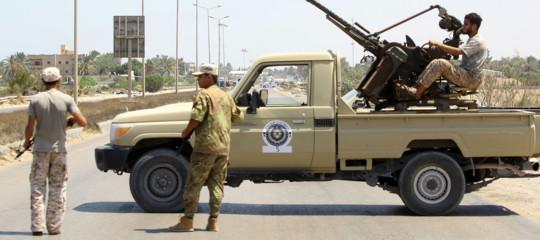 Come è andata la missione diMoaveroa Bengasi dal marescialloHaftar