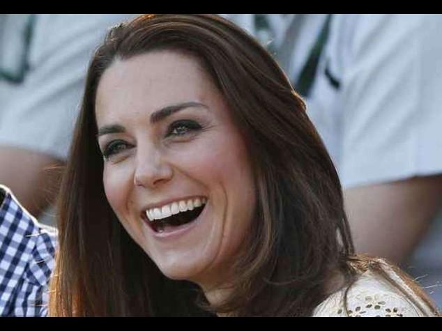 Non passano nausee a Kate, duchessa non va a 'Invictus Games'