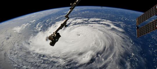 Usa: arriva l'uraganoFlorence, un milione di persone già evacuate