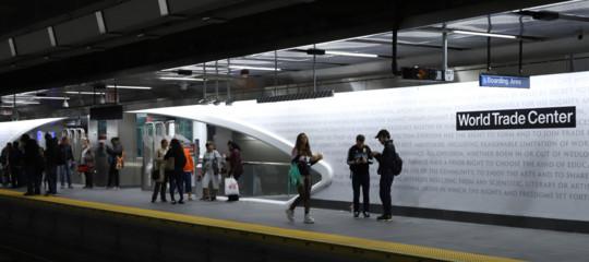 New York: riapre la stazione della metropolitana diCortlandtStreetdistrutta l'11 settembre 2001