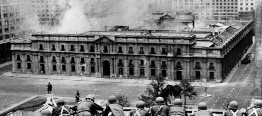 11 settembre cile golpe pinochetanniversario