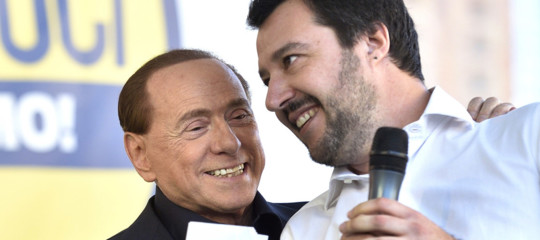 Salvini ottimista sulla Rai:vedròBerlusconi, accordo vicino