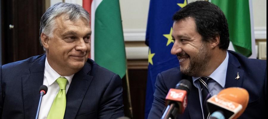Il voto all'Europarlamento su Orbanriguarda anche il governo italiano