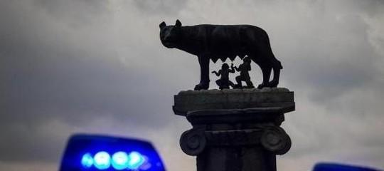Quindi la Mafia a Roma esiste