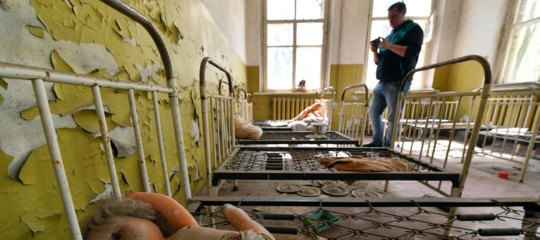 AdessoChernobylè diventata una meta turistica, e piuttostoambita