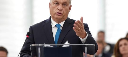 Orbanha ribadito che l'Ungheria non diventerà mai un paese di immigrazione