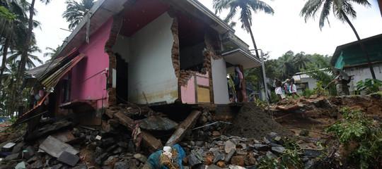 India: scossa di terremotonell'Assam, magnitudo 5.6