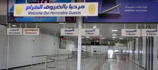 Libia: razzi su aeroporto Mitiga, l'unico funzionante a Tripoli