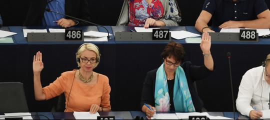 ungheria orban sanzioni parlamento europeo