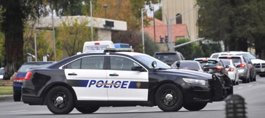 Usa: Uccide cinque persone e si suicida in California