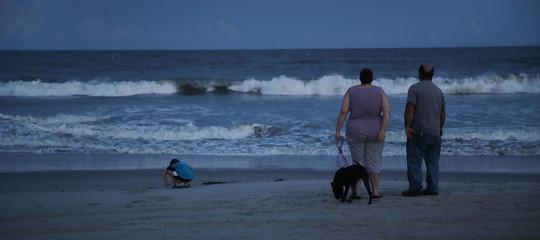 """L'uraganoFlorencesi avvicina agli Usa, si temono danni di proporzioni """"storiche"""""""