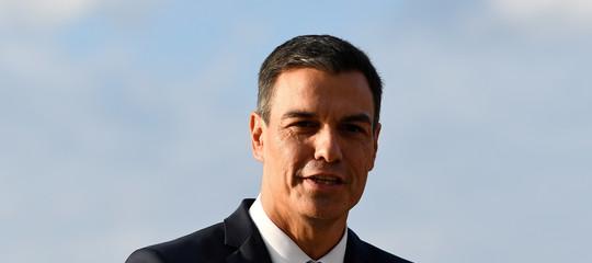 PedroSanchezè accusato di aver copiato la tesi di dottorato