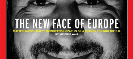 Europa, migranti, informazione. Cosa ha detto Salvini al Time