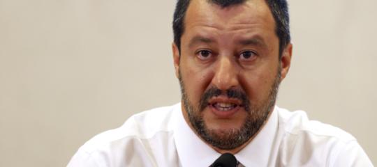 Salvini: Draghi aiuti e consigli l'Italia e non la critichi