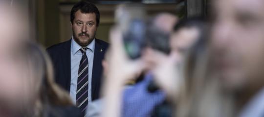 Ue: Salvini,Moscovicisi sciacqui la bocca prima di insultare