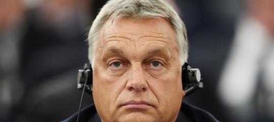 "Orbansnobba l'Europarlamento: ""Voto innocuo"""