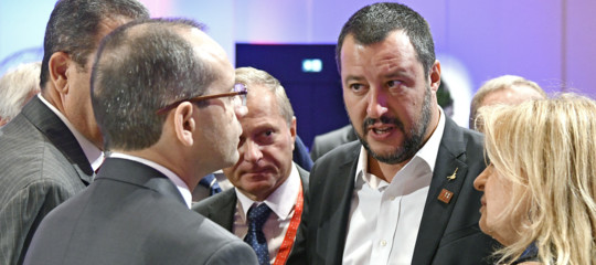 Migranti, Salvini: missioni in Africa con l'Ue,ministro Lussemburgo volgare
