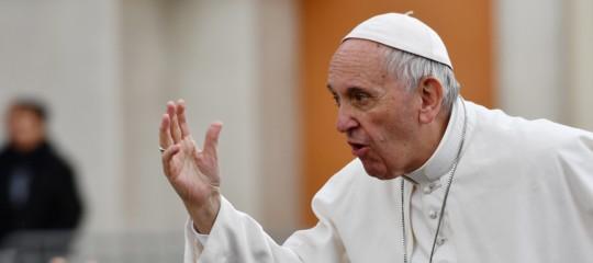 presti pedofili papa francesco