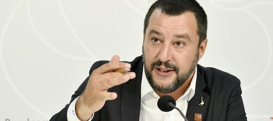 """Salvini: """"Tra qualche mese governeremo l'Europa conOrban"""""""