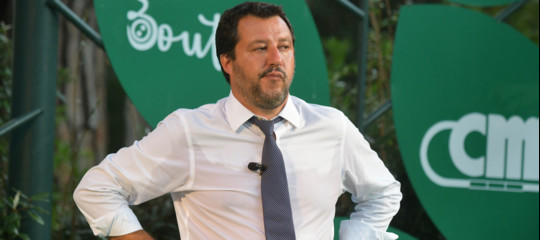 Migranti Salvini