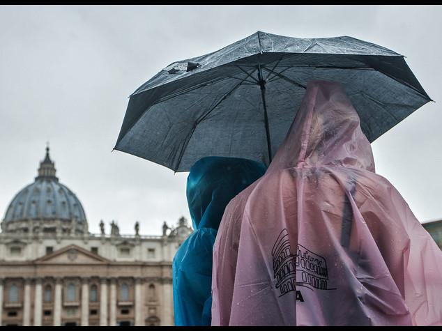 Allerta meteo a Roma per le prossime 24 ore