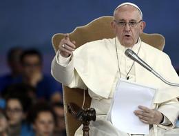 """Papa Francesco ricorda don Puglisi: """"Non si può credere in Dio ed essere mafiosi"""""""