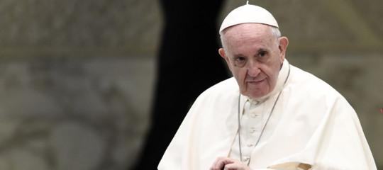 Il monito ai mafiosi di Papa Francesco