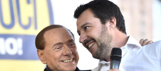 Di cosa parleranno Salvini e Berlusconi stasera ad Arcore