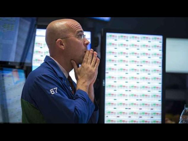 Milan stock market leads Europe
