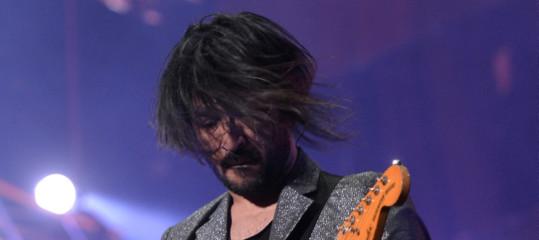 chitarrista Negramaro maloreLeleSpedicato