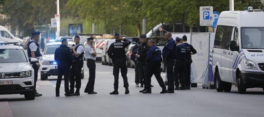 Belgio Terrorismo Bruxelles