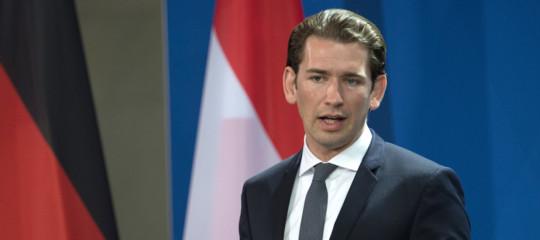 Ue, Eliseo:Kurznon vuol essere accomunato a Italia e Ungheria