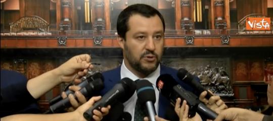 Manovra, Salvini: lavoro proficuo, rispettiamo gli impegni presi
