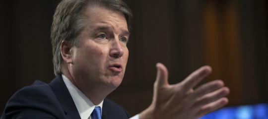 La donna che accusa di molestieBrettKavanaughsarà ascoltata dal Congresso Usa?