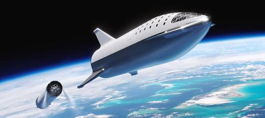 ElonMuskha svelato chi sarà il primo turista lunare