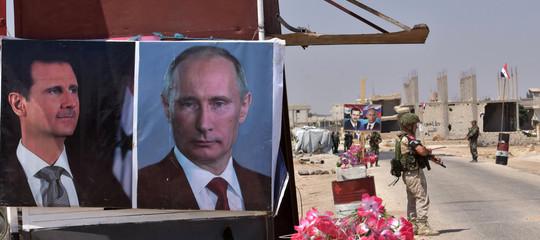 siria cremlino jet idlib